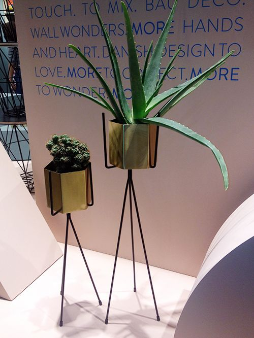 Plant Stands By Ferm Living.
