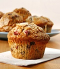 Blueberry/Cranberry Spelt Flour Muffins - yummy and Blood Type Diet friendly!