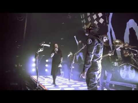 Korn - 'Sabotage' Featuring Slipknot live in London 2015 - YouTube