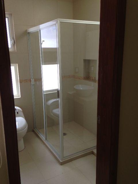 Cancel de cristal templado en ba o de rec mara principal for Jaboneras para ducha