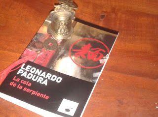 Páginas Colaterales: La cola de la serpiente. Leonardo Padura