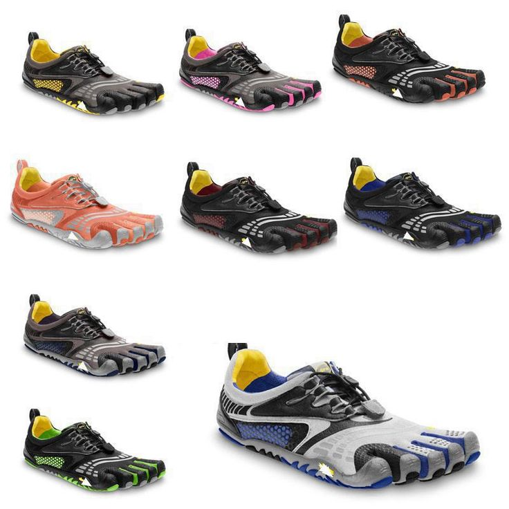 $47 Size 8 New Design Women's Sports Five Fingers Light Shoes Toes Socks Barefoot trainer B #KAMEIYA #RunningCrossTraining