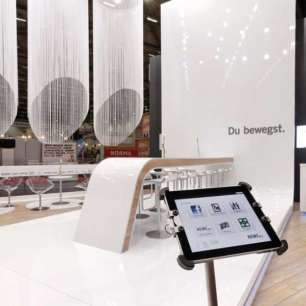 REWE GROUP - Blickfang Messebau GmbH