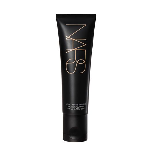 NOW AVAILABLE FROM NARS!: NEW! : NARS Velvet Matte Skin Tint Broad Spectrum SPF 30 $44 Introducing Velvet Matte Skin Tint SPF 30 Instant gratification. Effortless application. Protects and perfects with a soft-matte finish. Oil-free. All-day wear. 12 global shades.THE INNOVATION: VELVET ILLUSION COMPLEX Transforms the look of skin immediately and over time.