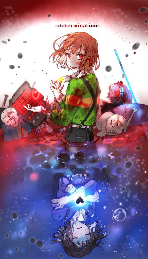 Tags: Anime, Piyo (Pixiv8426918), Undertale, Mettaton, Sans, Toriel, Undyne the Undying