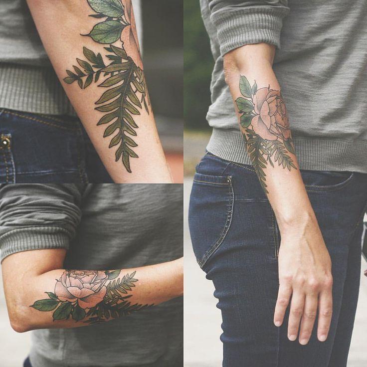@Alice Carrier Tattoos tattoo artist #tattoo_arm_placement