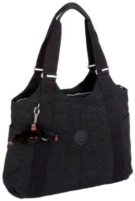 Kipling Womens Cicely Shoulder Bag Black K13338: Amazon.co.uk: Shoes & Accessories