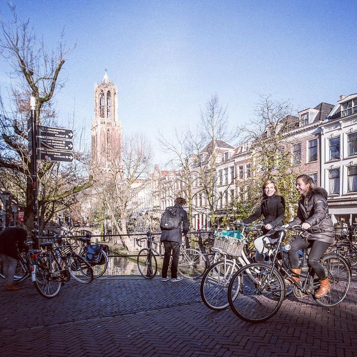 Let's face it, Utrecht hardly sounds like an attractive destination – the word is like something urban, industrial and grimy.    But I couldn't have been more wrong because Utrecht is possibly the prettiest canal city in Europe.
