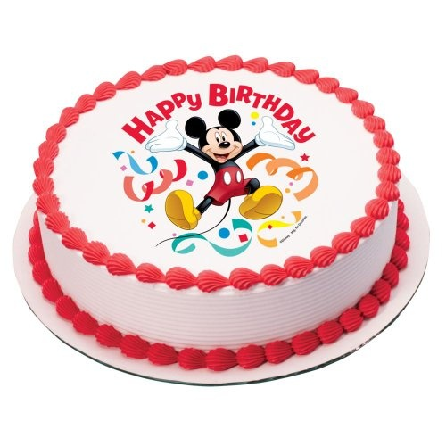 Mickey Mouse Cream Cake Images : 16 best images about Damian bday on Pinterest Mickey ...