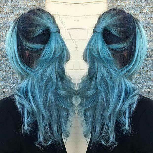 Love this shade of blue
