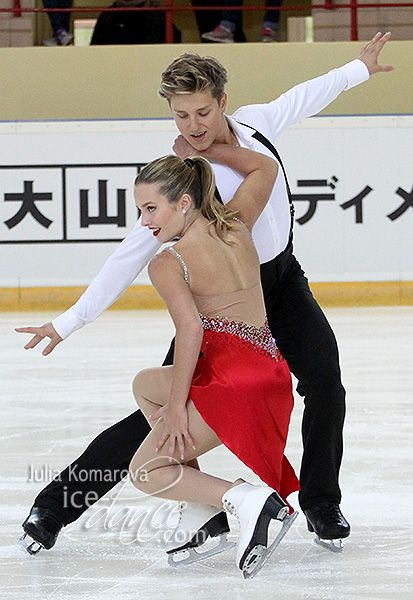 Christina Carreira & Anthony Ponomarenko (USA)