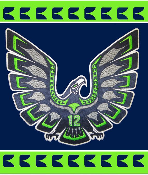 17 Best images about Seahawks! on Pinterest | Logos, 12th ...