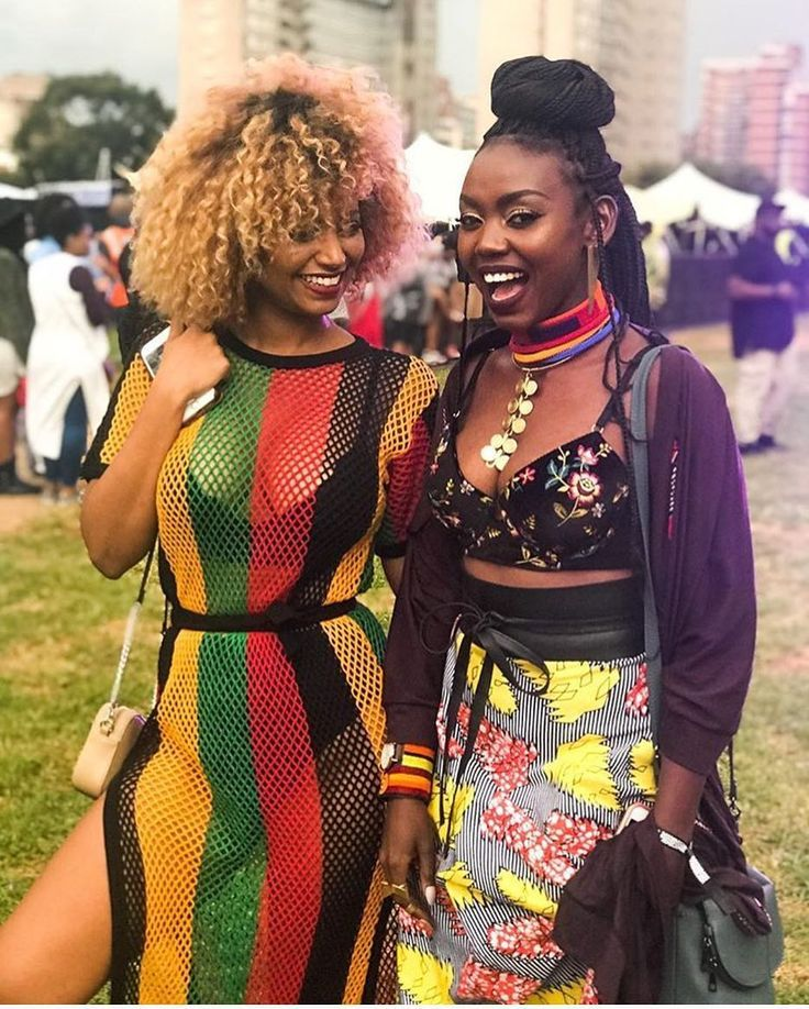 Afro Punk Fashion: History, Definition And Evolution Of The Afropunk Movement