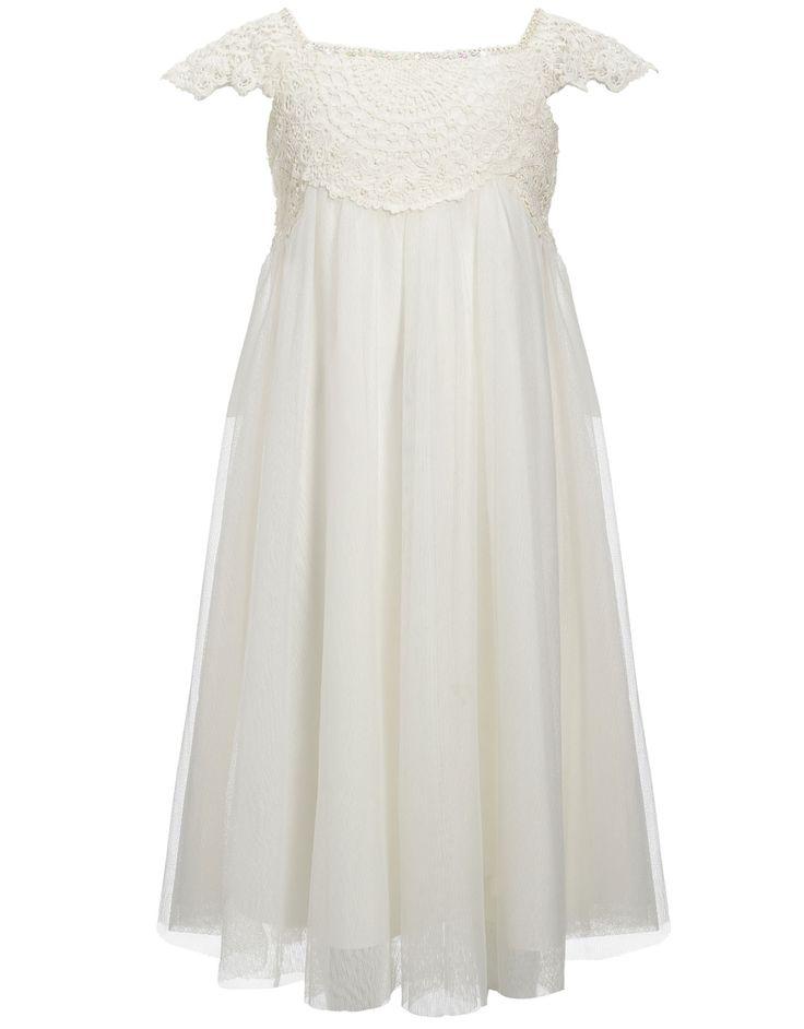 Natalie's First Communion Dress