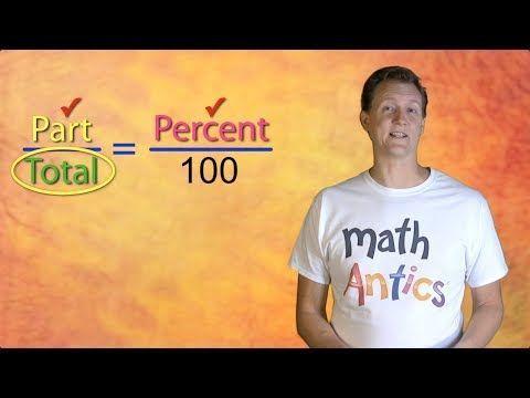 how to change decimal to fraction math antics