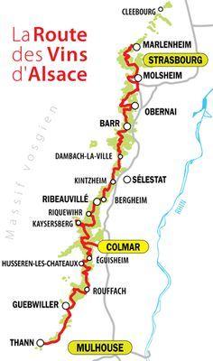 A Rota do Vinho da Alsácia é formada por uma estrada super estreita que interconecta pequenos vilarejos desta região da França, famosa pela enormidade de vinhedos ao seu redor. Embora no mapa ela começa antes de Estrasburgo e termina depois de Colmar, é entre estas duas cidades, cerca de 75 km, que estão as cidadezinhas …