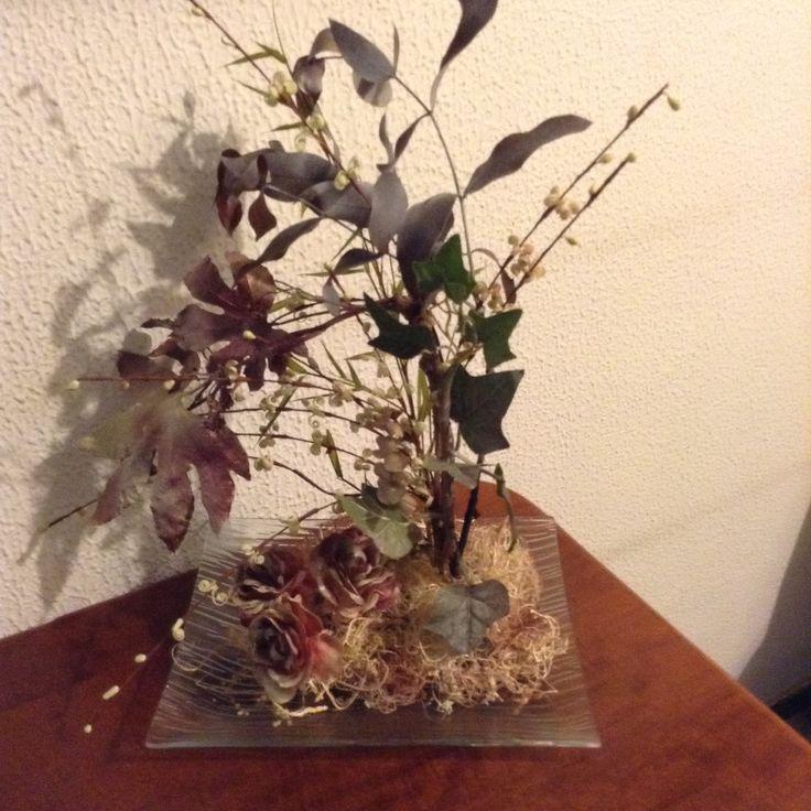 28 best centros de mesa de flores secas images on - Centros de mesa con flores ...
