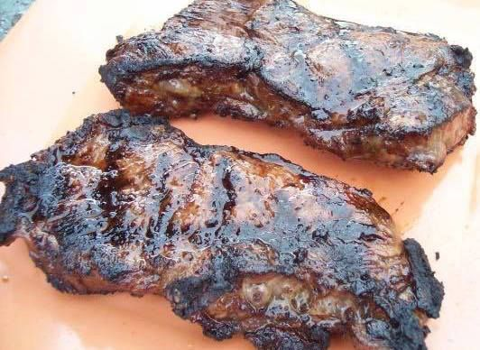 Tender juicy steaks on the grill are one of life's pleasures. This is the best marinade we have ever come across. It is the perfect ble...
