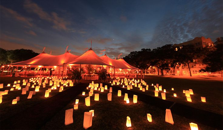 Savannah Wedding Event & Lighting | Sperry Tents Southeast