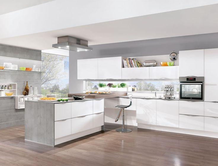 98 best kitchens images on pinterest | modern kitchens, kitchen, Kuchen