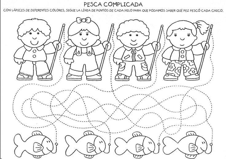 Problemas de aprendizaje: Ejercicios para niños con hiperactividad y déficit de atención