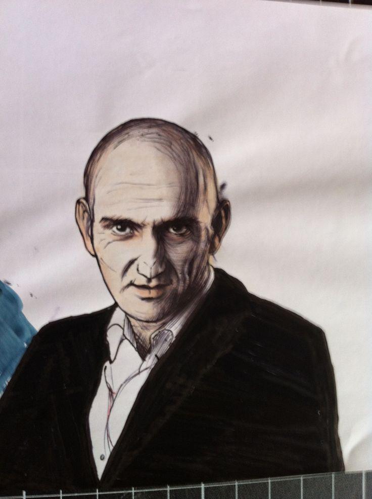 Paul Kelly by Steph Tesoriero