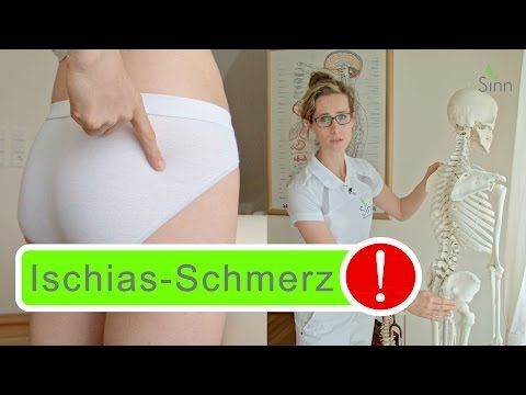 WOW! Schmerzen im unteren Rücken selber loswerden! Aus der Reihe: Fit durch das Jahr mit Maria Sinn - YouTube