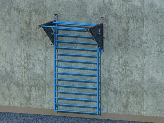 Not just another Pull-up bracket! Specially design for a clean, high-end  look and feel, with practicality of integrated anchors for suspension  trainers along with dedicated storage hooks. They also provide the option  to daisy-chain together for one long continuous pull-up bar configuration  and suspension training station for desired length. Or just use two  brackets with any of the bolt-on MoveStrong pull-up bar options: Standard  Grip,Bent Grip, Fat Grip, Globe Grip, Z Bar, Monkey Bar…