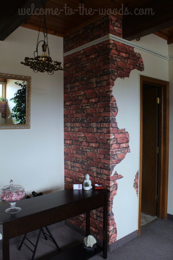 25 Best Ideas About Brick Repair On Pinterest Painting Brick Brick Fireplaces And Painting