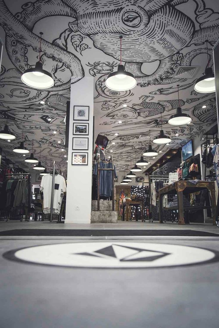 1000 images about volcom marseille by cadypso on pinterest shops ceilings and toile for Plafond toile tendu