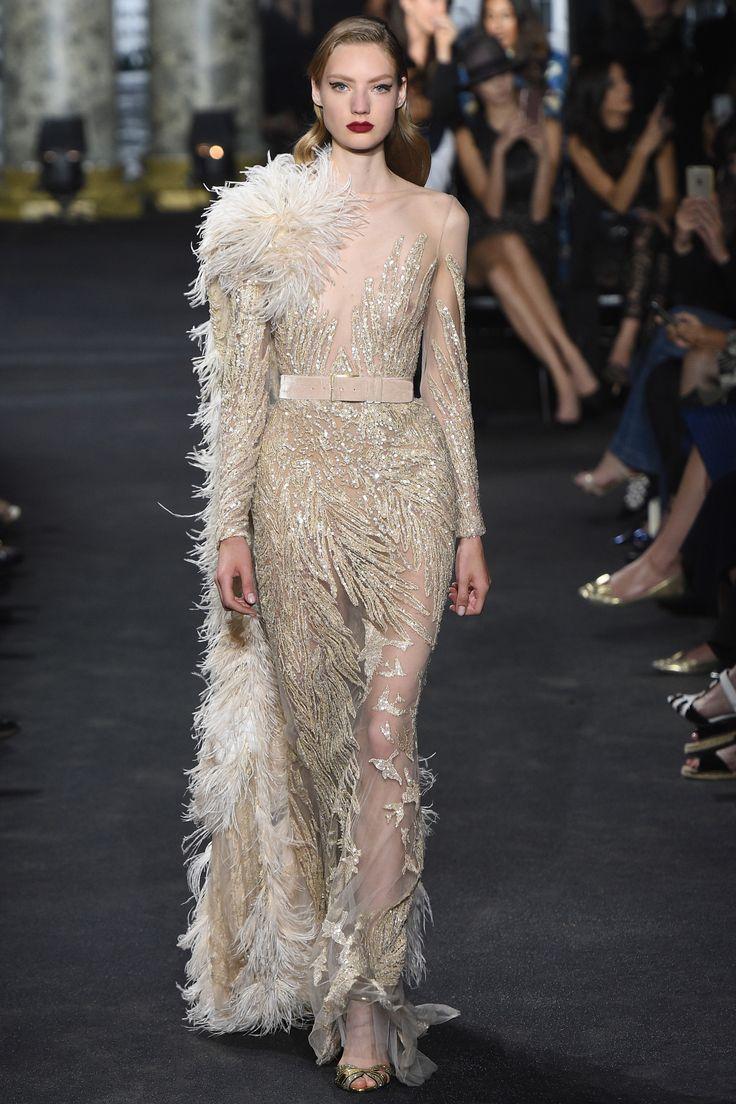 Défilé Elie Saab Haute Couture automne-hiver 2016-2017 17
