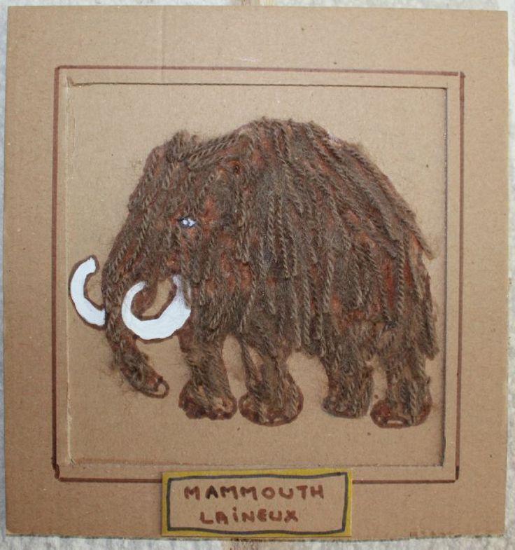 Men kwam in aanraking met dieren, waaronder bijvoorbeeld de mammoet. Om te overleven had de mens uiteraard vlees nodig, ook konden de huiden gebruikt worden voor warmte of tenten. Hieruit ontstond dus een jagersinstinct, gecombineerd met de drang om te overleven.