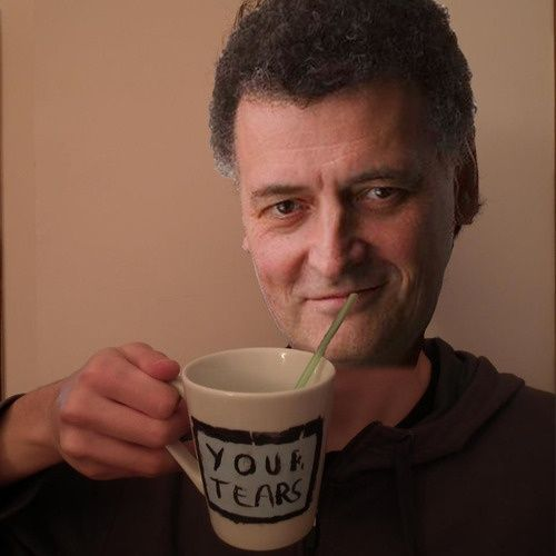 It would be funny if it weren't true.  Steven Moffat drinks your tears.
