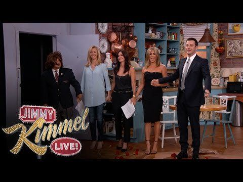 Pin for Later: The Top 10 Viral Videos of 2014 Jimmy Kimmel's Friends Reunion