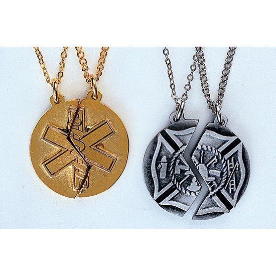 Fire Department Maltese Cross Necklace: 7 Fabulous Firefighter Maltese Cross Necklace