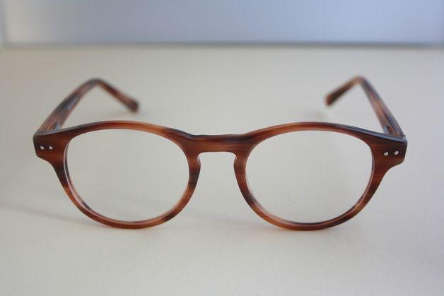 Brillen - Brille Amber incl. Sehstärke - ein Designerstück von myview bei…
