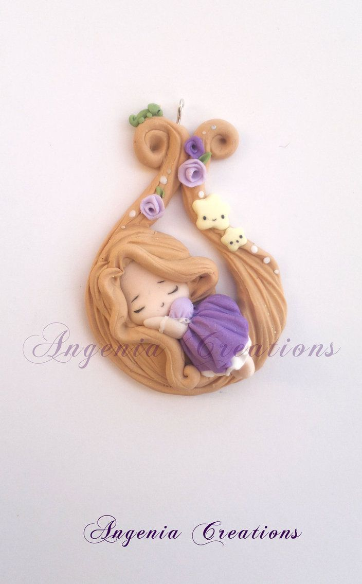 Rapunzel sleepy by ~AngeniaC on deviantART
