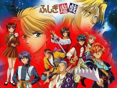 Fushigi Yuugi ふしぎ遊戯 1995