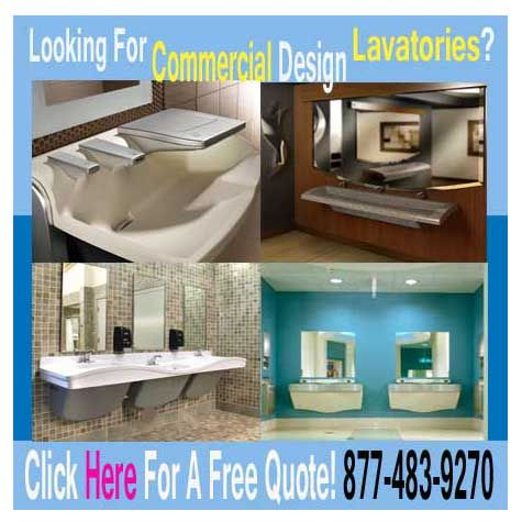 19 best commercial lavatories and sinks images on for Commercial bathroom supply