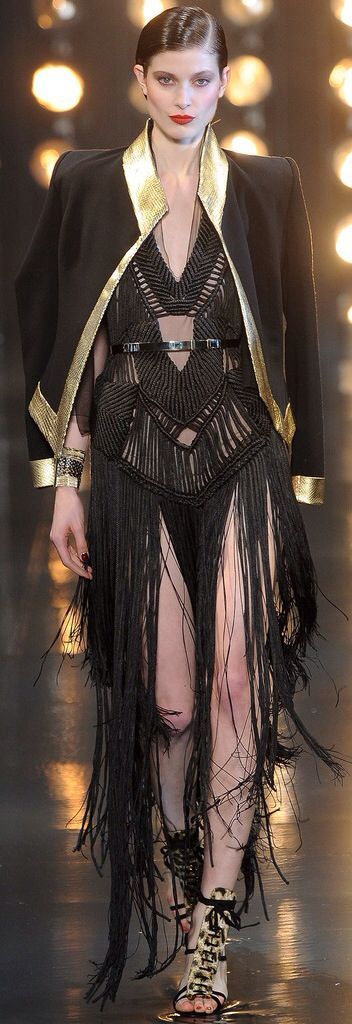 Alexandre Vauthier Spring 2014 Couture