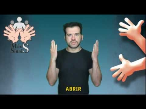 Curso de Libras - Aula 7 - Ambientes e coisas de casa - Prof. Luiz Albérico Falcão - YouTube