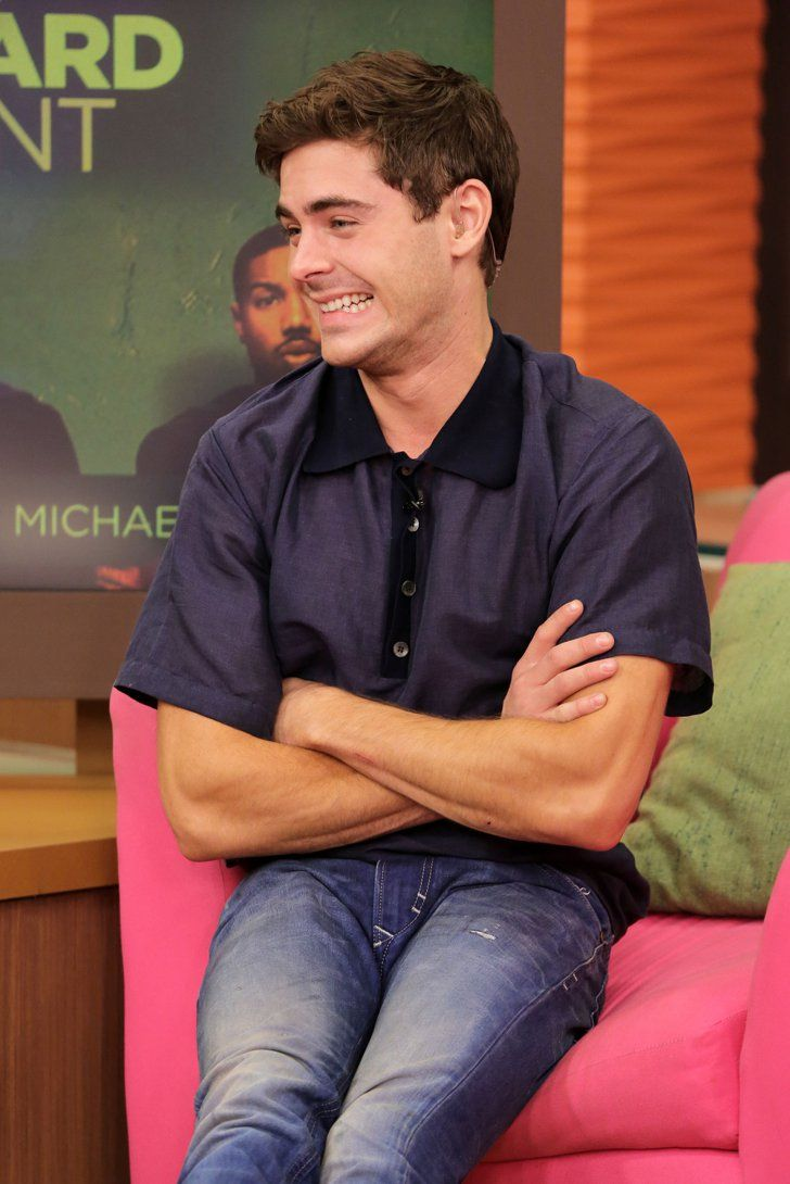 Pin for Later: Get Over Your Zac Efron Crush in 25 Easy Steps Just keep focusing on the awkward smile. At last! An awkward picture!