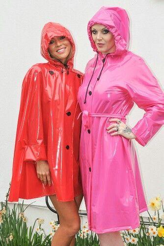 1000  ideas about Pvc Raincoat on Pinterest | Latex fashion