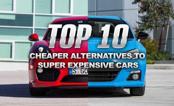 Top 10 Cheaper Alternatives to More Expensive Cars