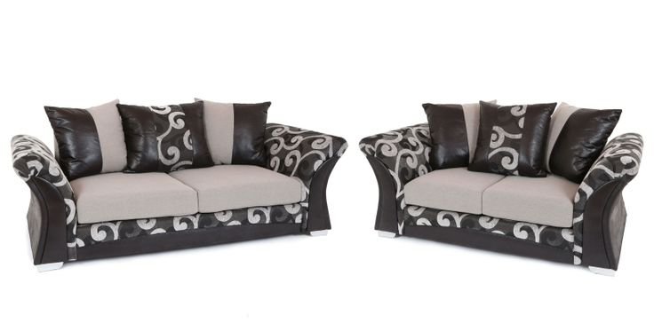 With a contemporary styled design and a striking contrast of textures, shapes and quality fabrics, this brand new British made sofa makes a sophisticated addition to any living space. The Zoe sofa is available in a 3 + 2 seater sofa set in various colour fabrics for just £399. Tel: 07446824535 (Mon-Sun 9am to 9pm) Tel: 0161 620 6517 (Mon-Fri 9am to 6pm)
