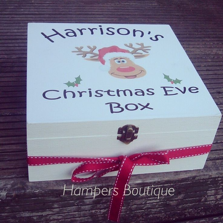The night before christmas box - Google Search