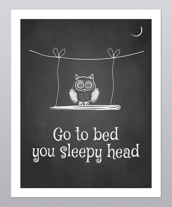 89 Best Images About Sleepy Head Ideas On Pinterest
