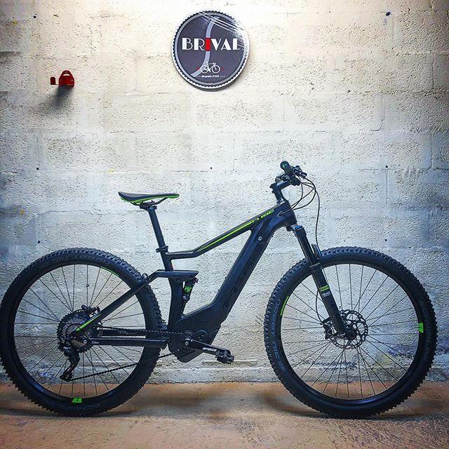 Cube STEREO HYBRID 120 HPC SL 500 (2018)  Venez le découvrir au magasin ou sur notre site internet !!!   #velobrival #cubebike #cube #vtt #vttae #bike #mtb