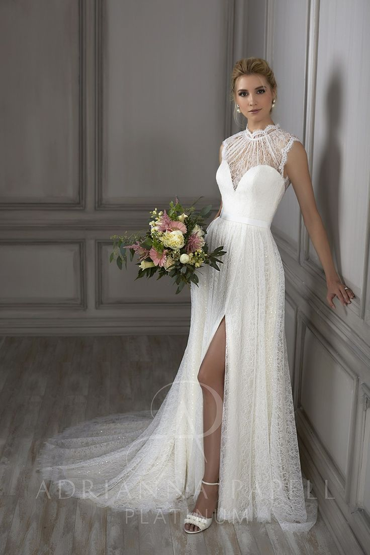 67 best Adrianna Papell Platinum Bridal Gowns images on Pinterest ...