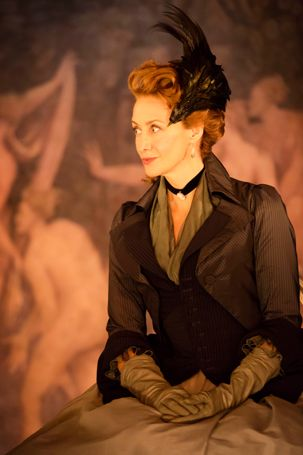 Costume designs for Janet McTeer/La Marquise de Merteuil by Tom Scutt - Google Search